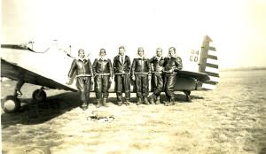 Cadle Pilot trng - 1941 453