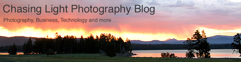 Chasing Light Photography Blog