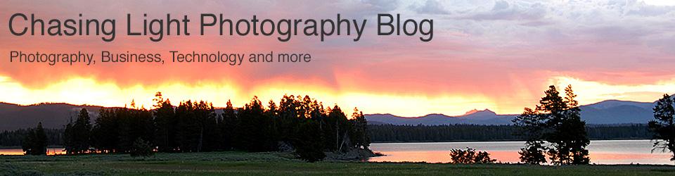 Chasing Light Photography Blog