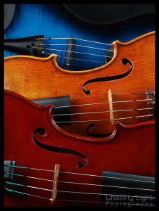 Violins - Old and New