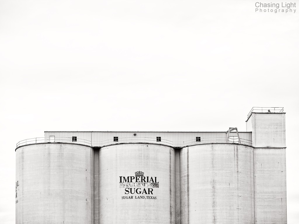 Sugar Silos, Sugar Land, Texas